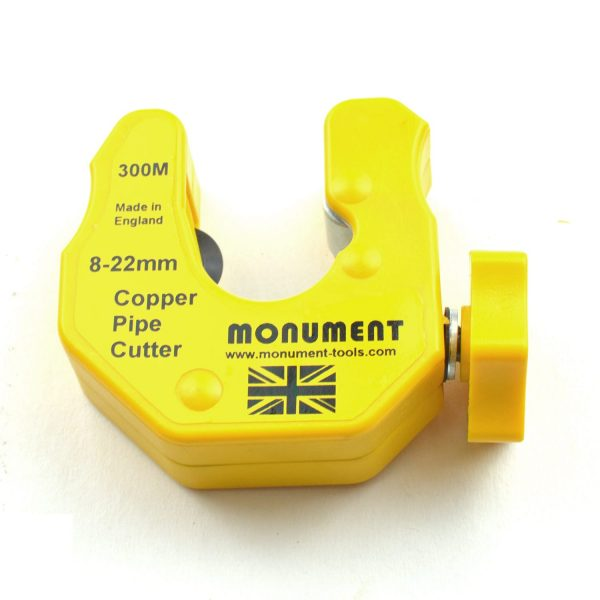 Monument 8-22mm Semi Automatic Copper Pipe Cutter 300M